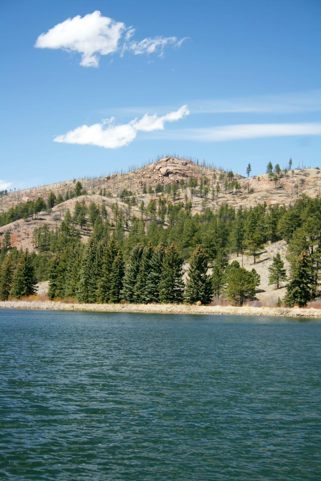 Pine Lake Piney Valley Ranch Park Colorado