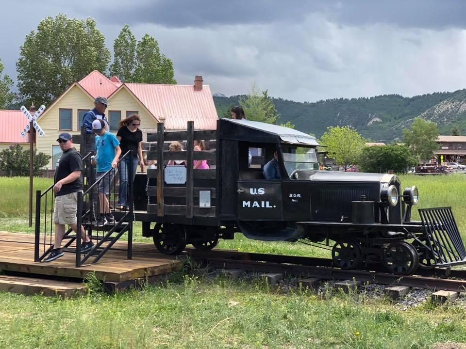 image of ridgway railroad museum