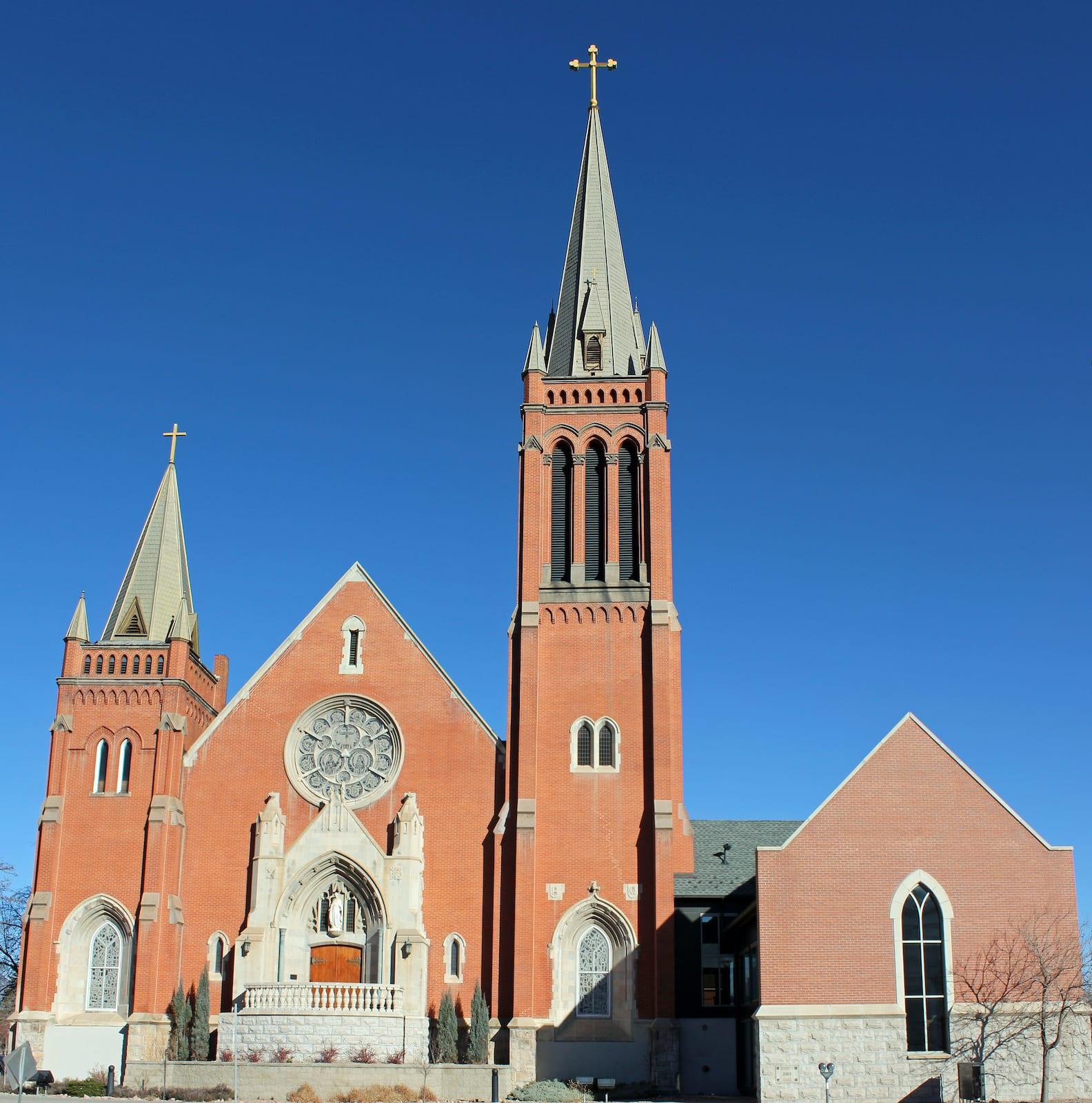 Saint Mary's Catholic Church Colorado Springs