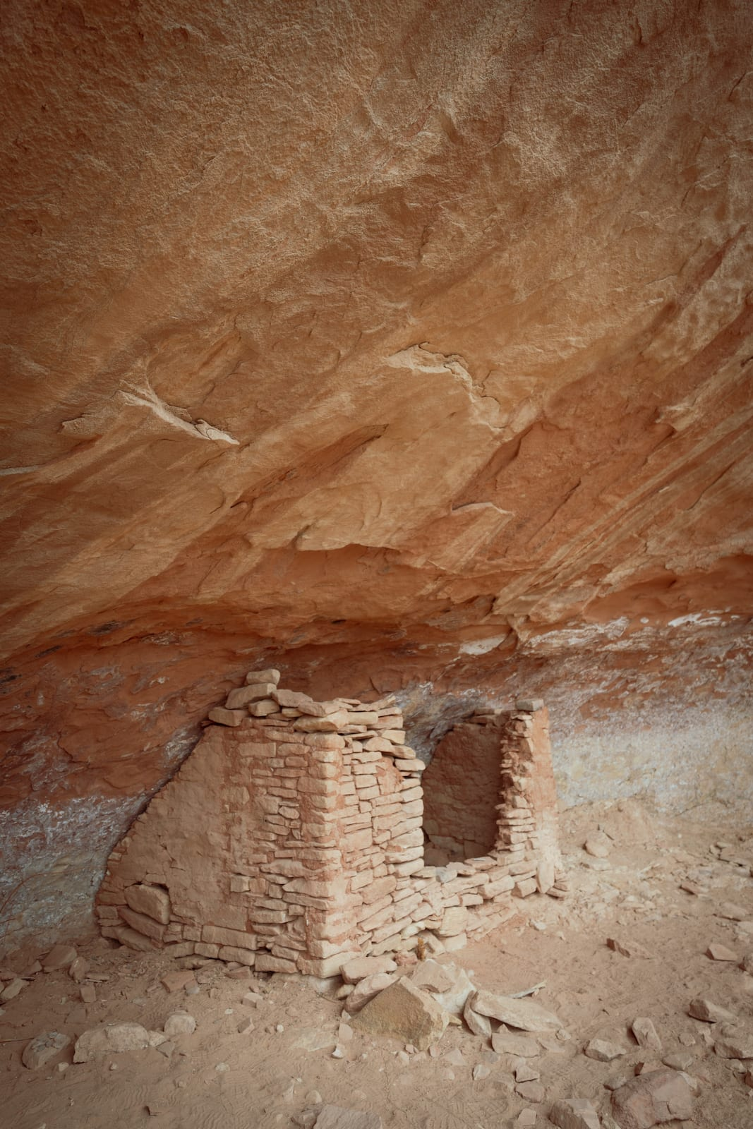Sand Canyon Trail Canyon of the Ancients Colorado
