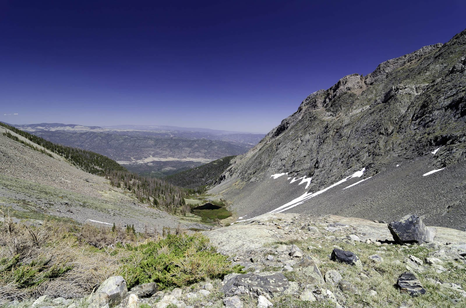 Sangre de Cristo Wilderness Colorado