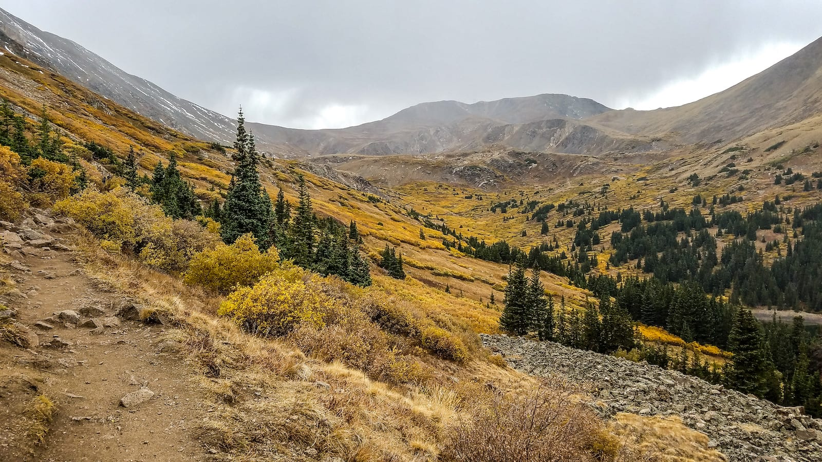 Silver Dollar Lake Trail Guanella Pass CO