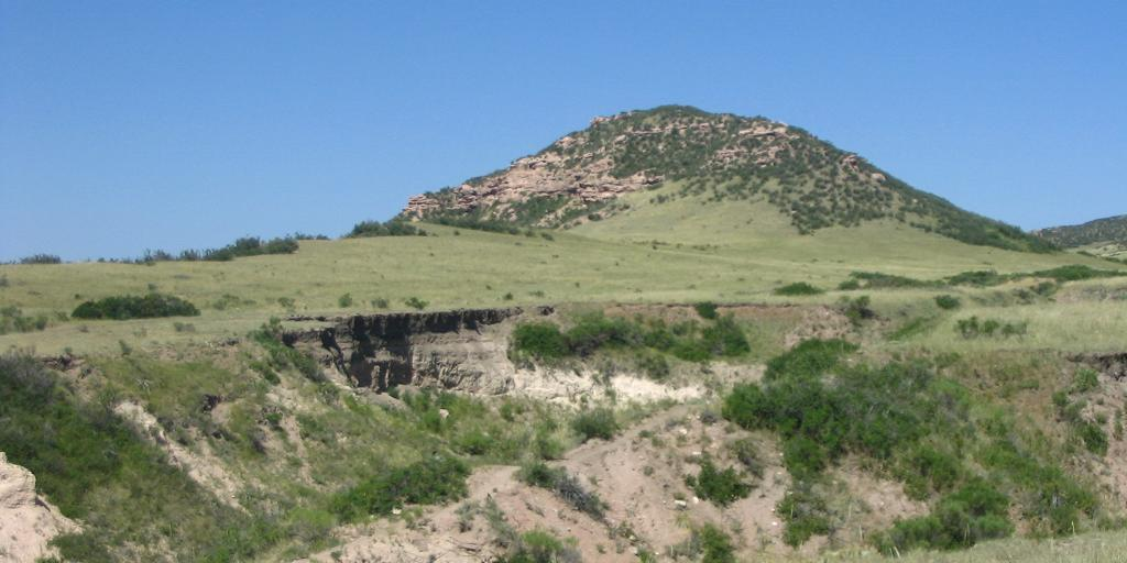 Image of the Soapstone Prairie Natural Area Lindenmeier Site in Fort Collins, Colorado