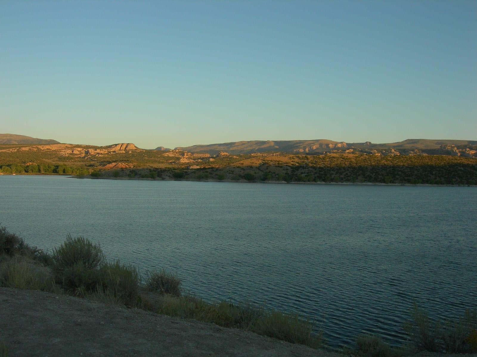 Steinaker State Park Vernal Utah