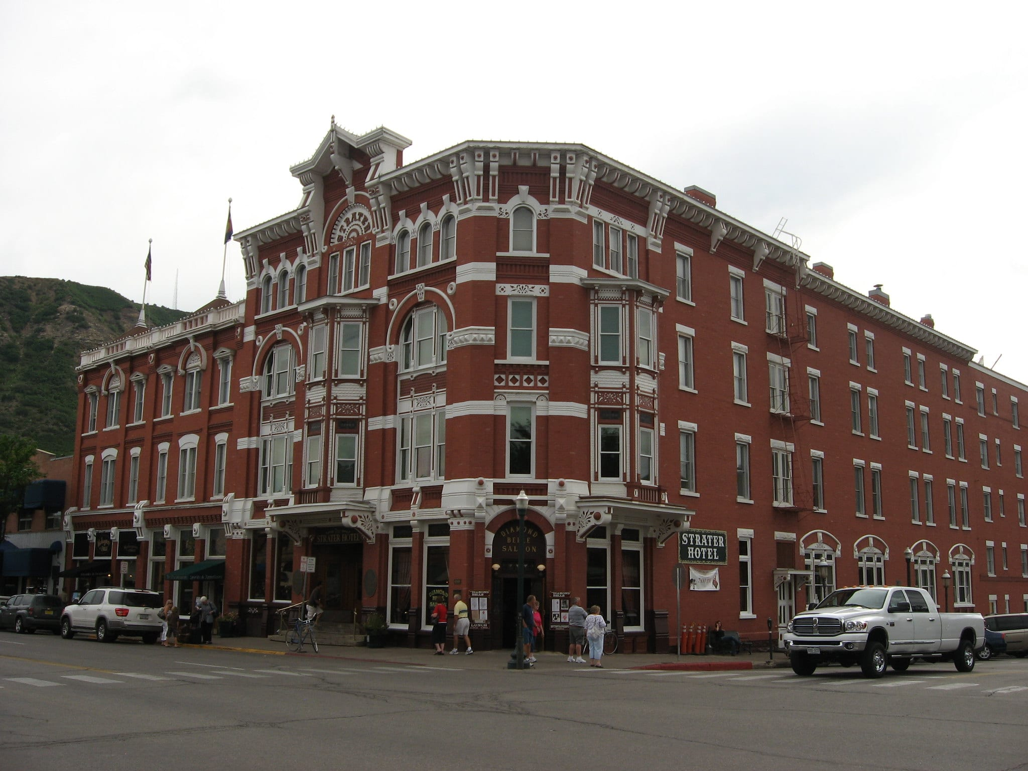 image of strater hotel durango