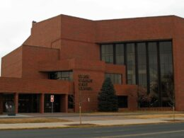 Image of the Union Colony Civic Center in Greeley, Colorado