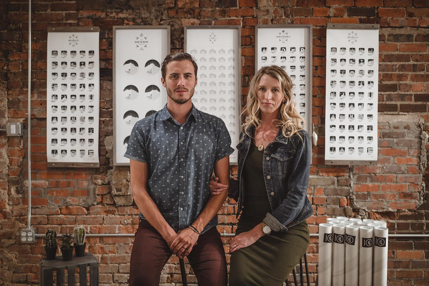 Image of the owners of WANDERWIDE, nathan and kait