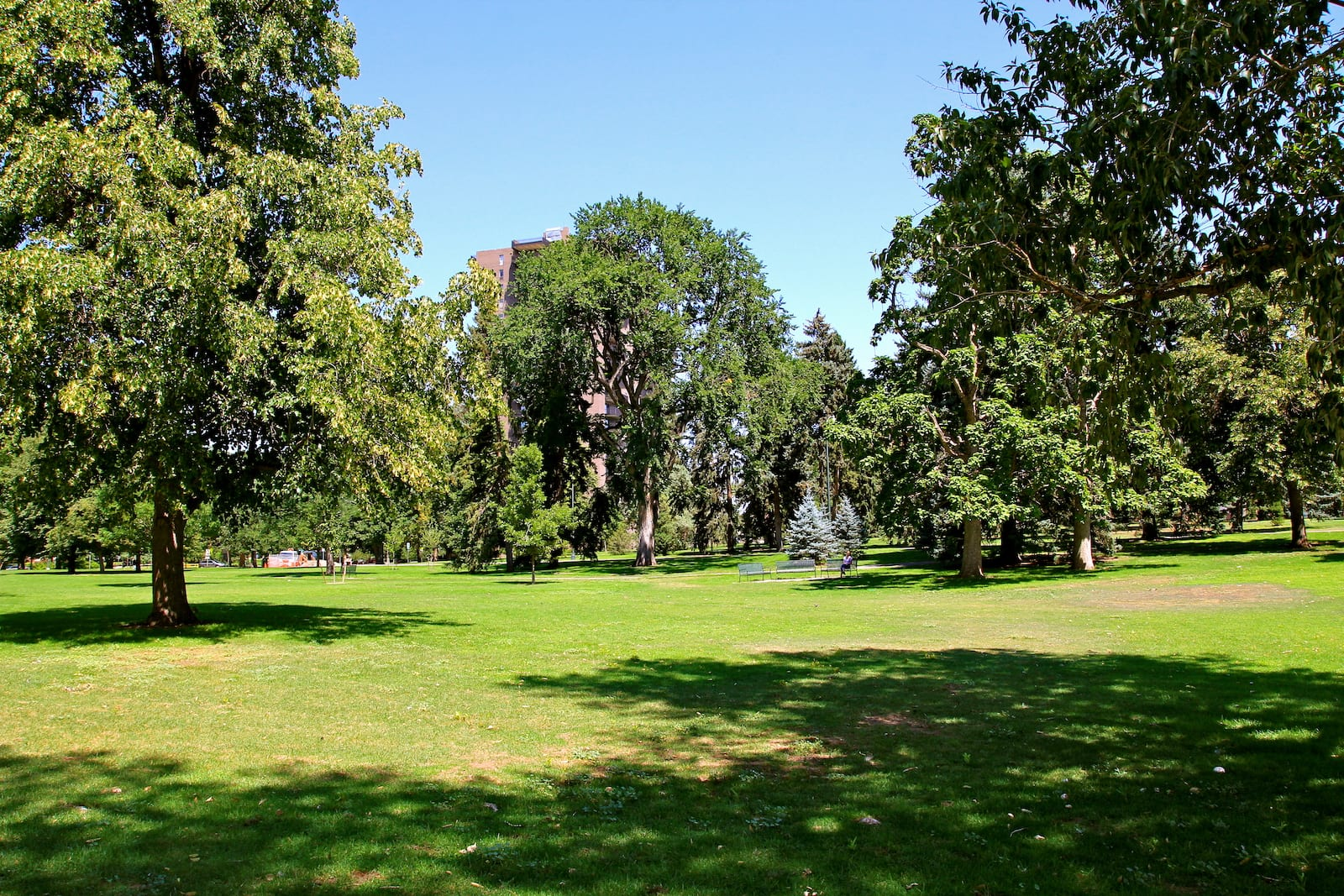 Washington Park Denver CO