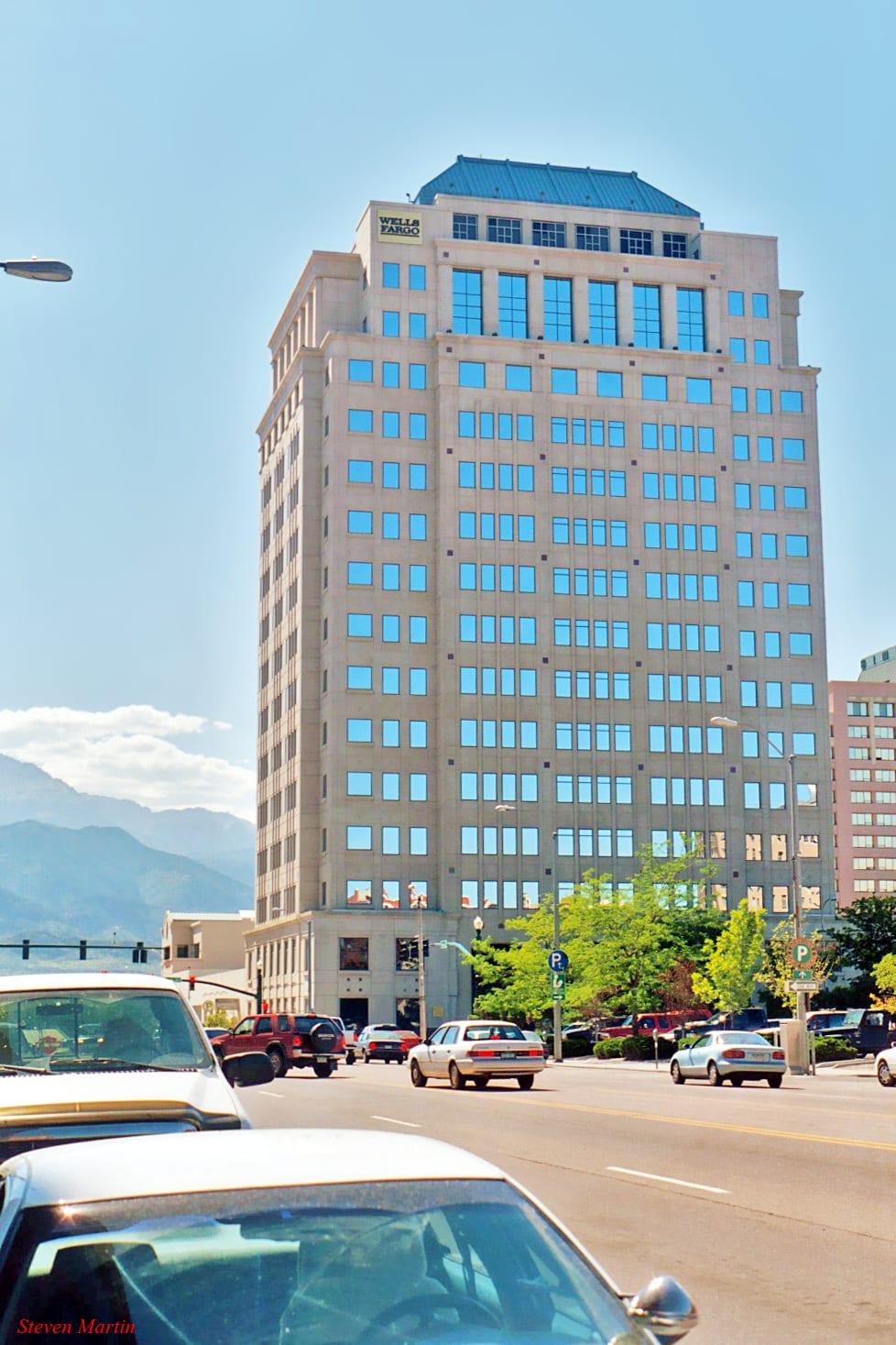 Wells Fargo Tower Colorado Springs