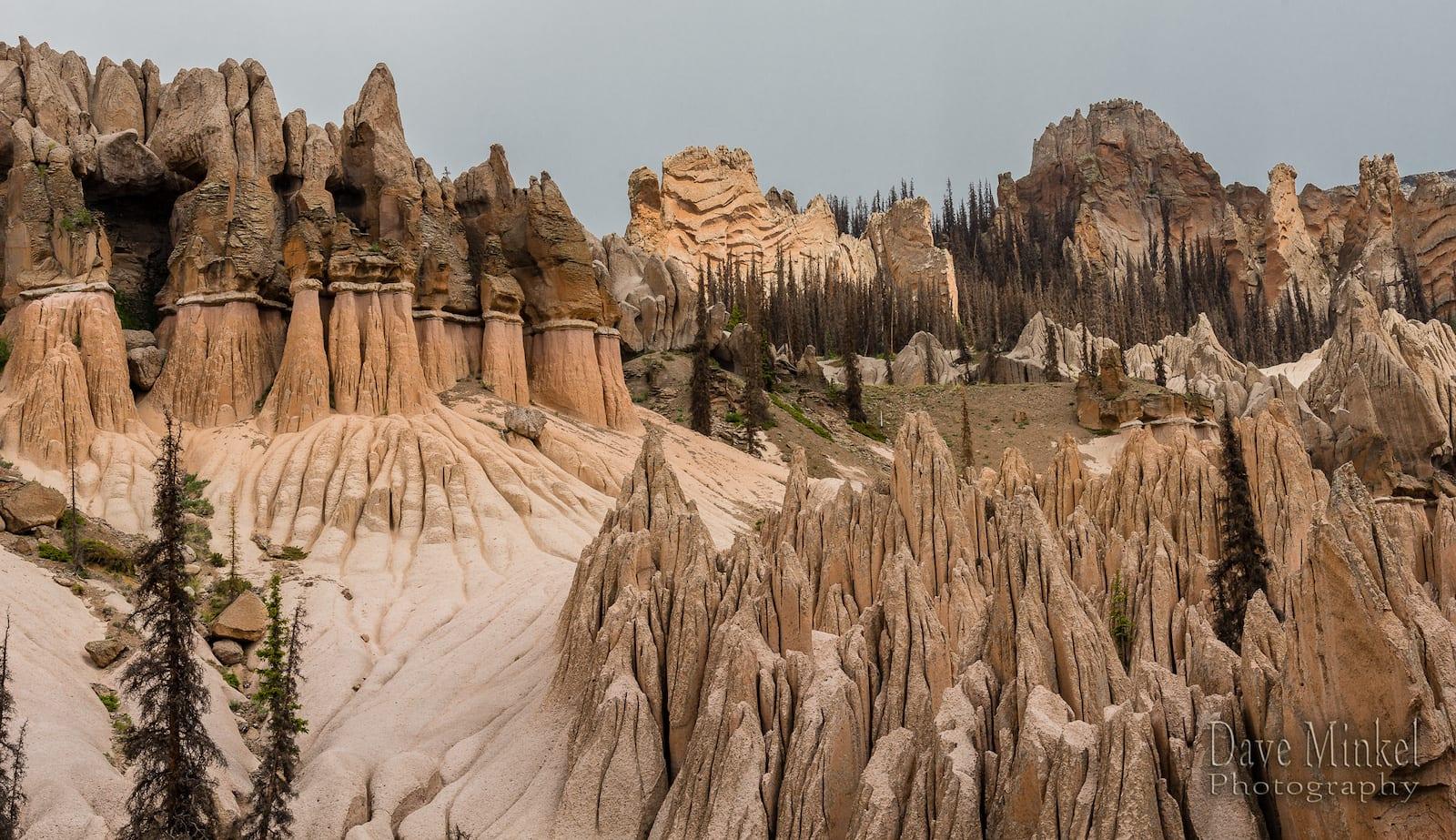 Wheeler Geologic Area Rio Grande National Forest