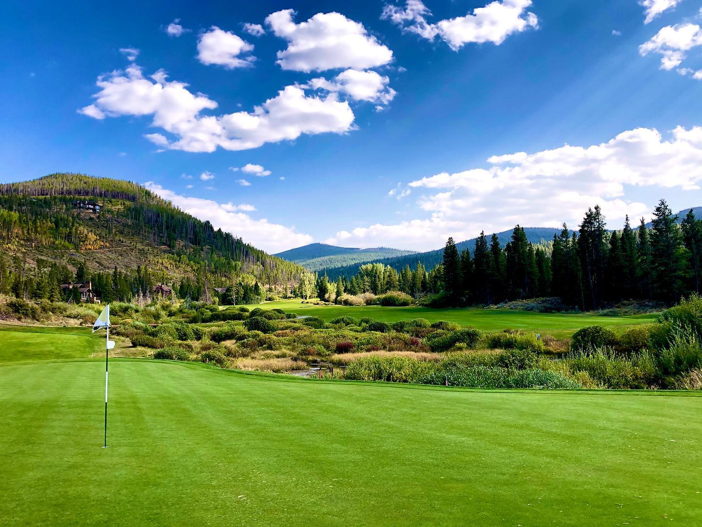Breckenridge Golf Club, CO
