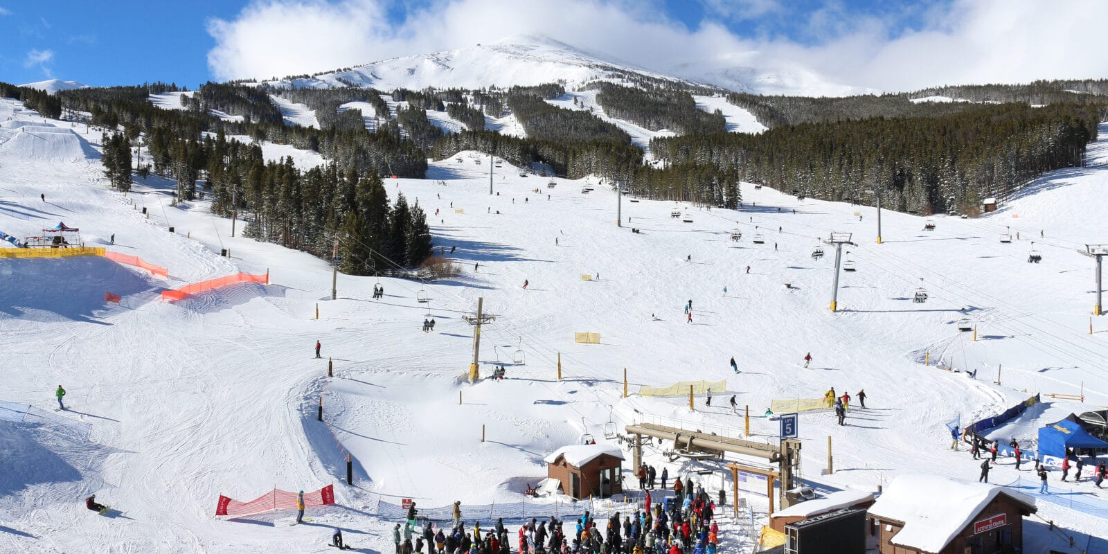 Breckenridge Ski Resort, CO