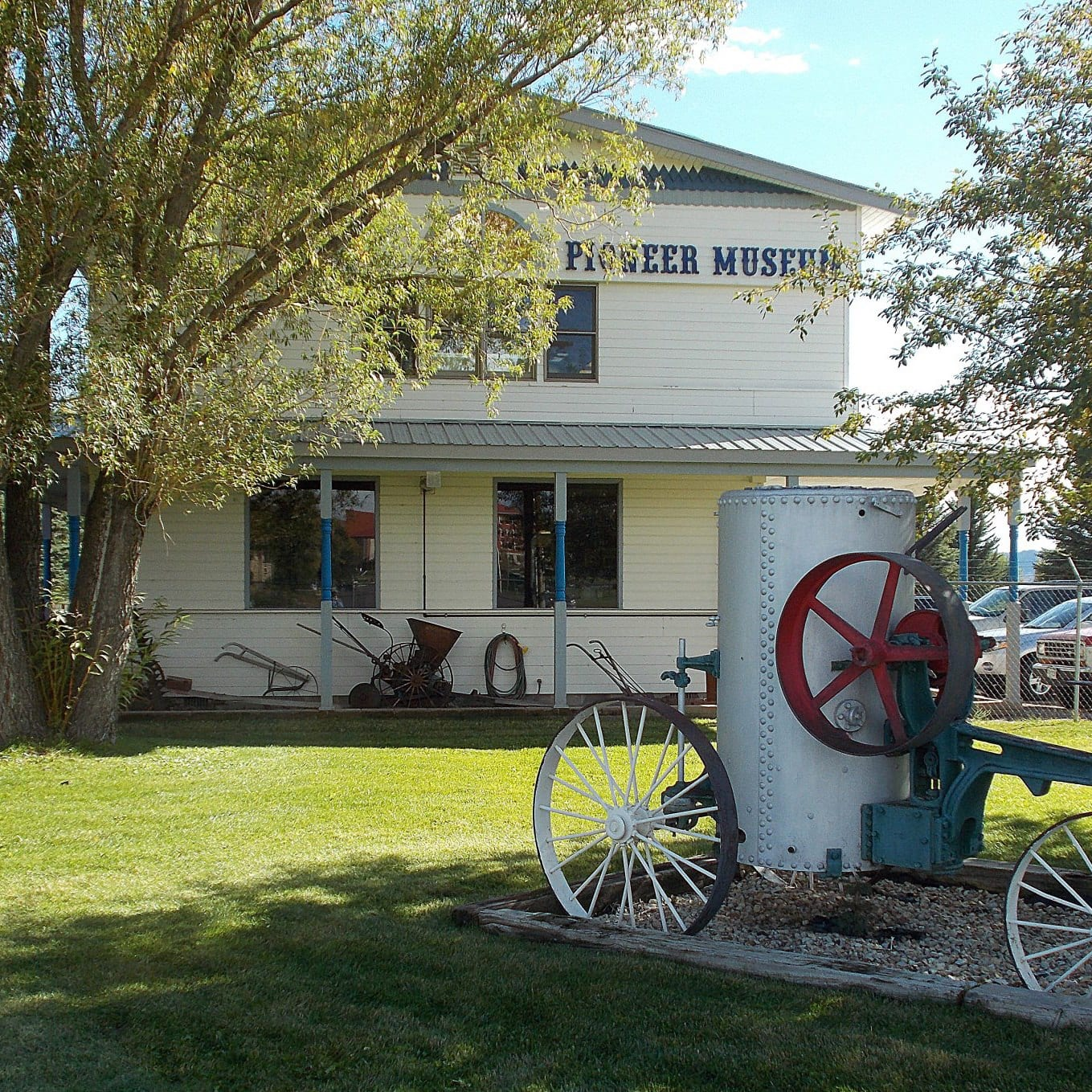 Gunnison Pioneer Museum, CO