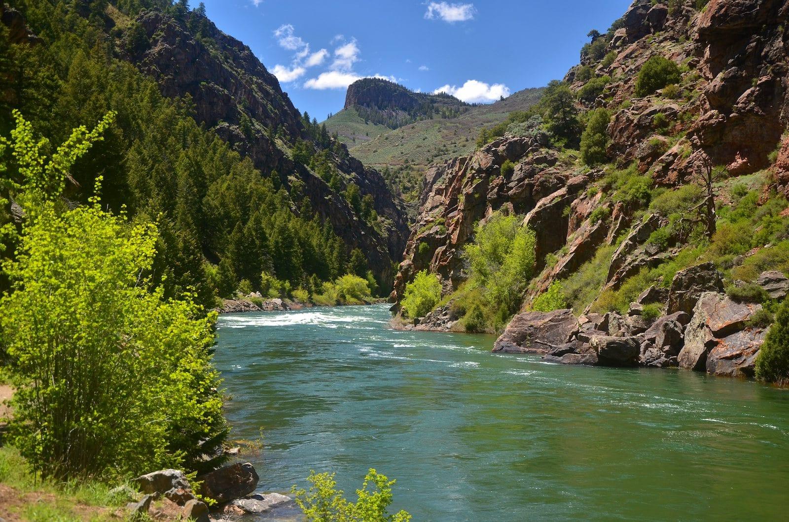 Gunnison River, CO