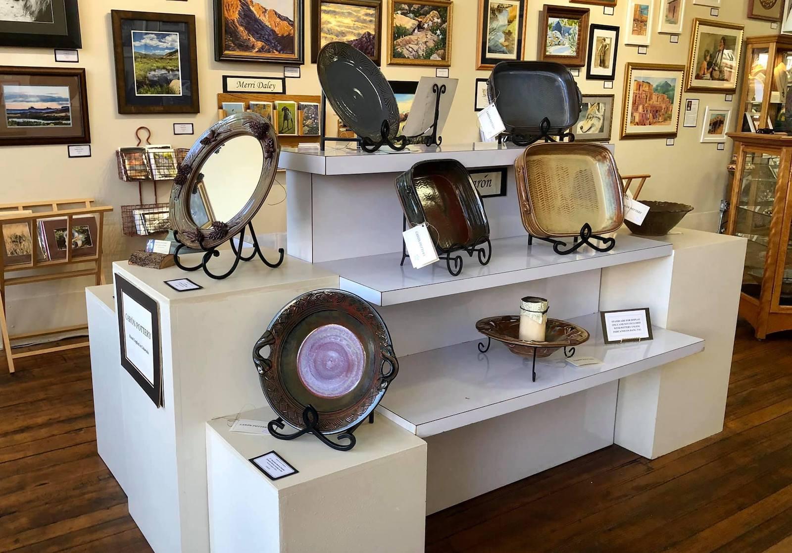 Local Art Galleries, CO