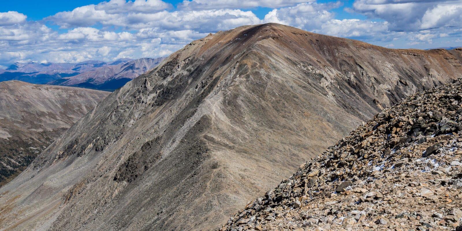 Mount Democrat, CO