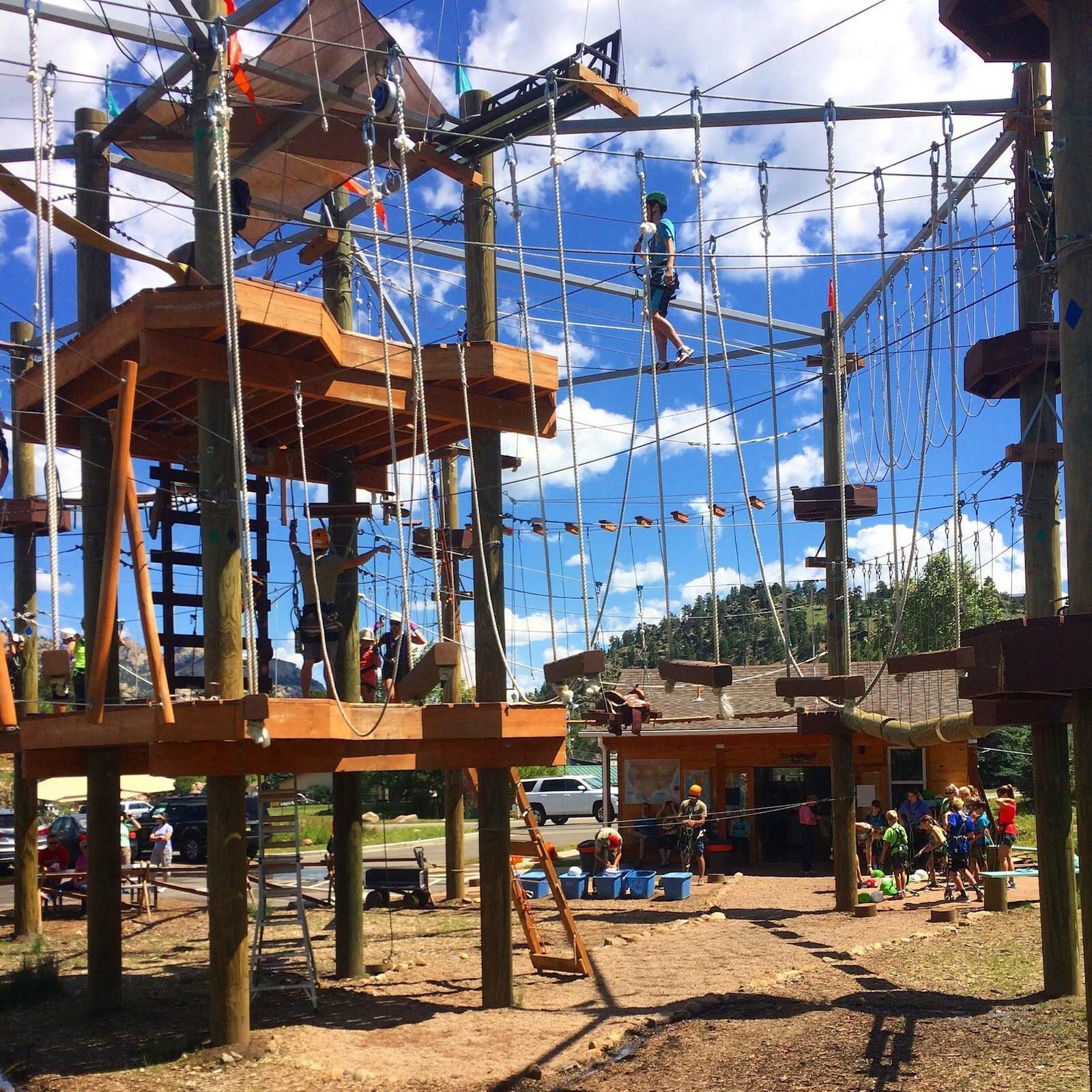 Open Air Adventure Park, CO