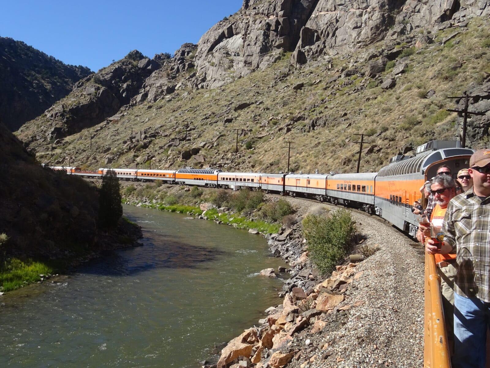 Royal Gorge Route Railroad, CO