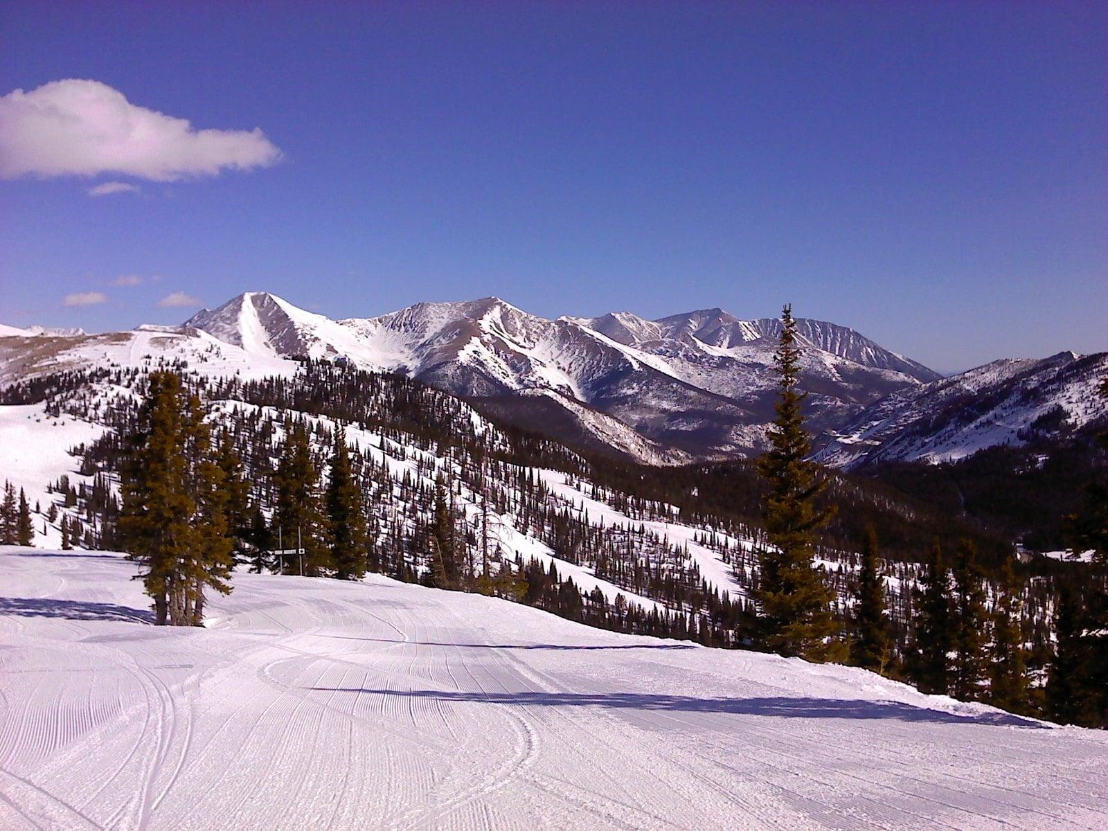 Ski Monarch Mountain, cO