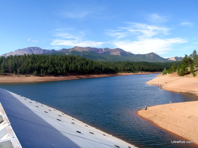 South Catamount Reservoir, CO