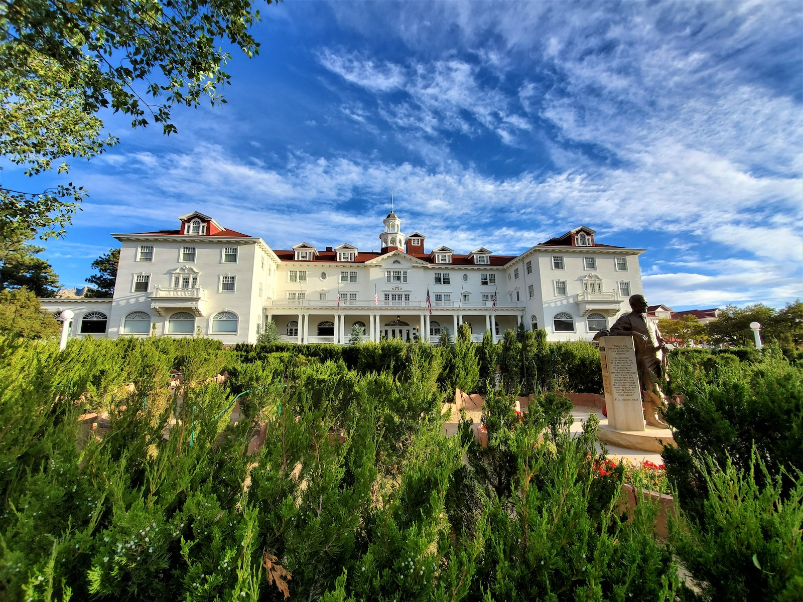 Stanley Hotel, CO