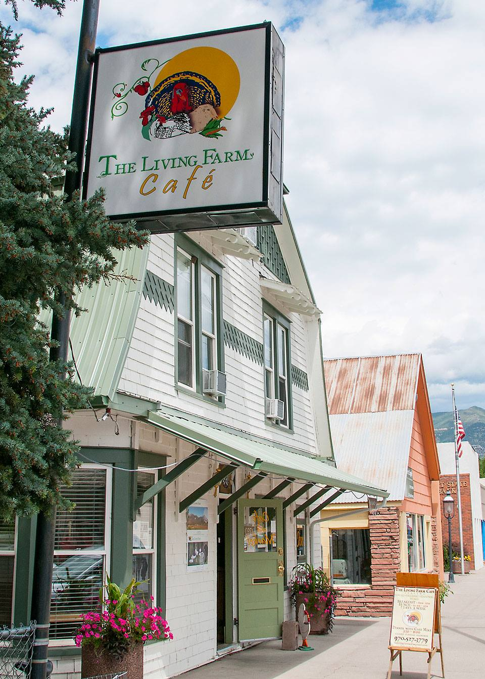 The Living Farm Cafe, CO