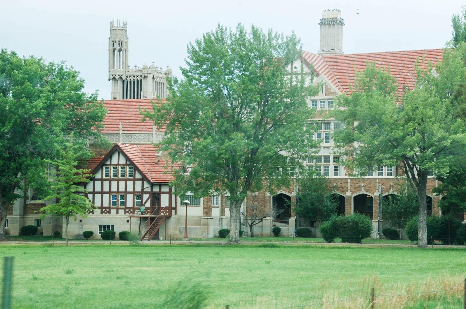 Pabrik Anggur di Holy Cross Abbey, CO