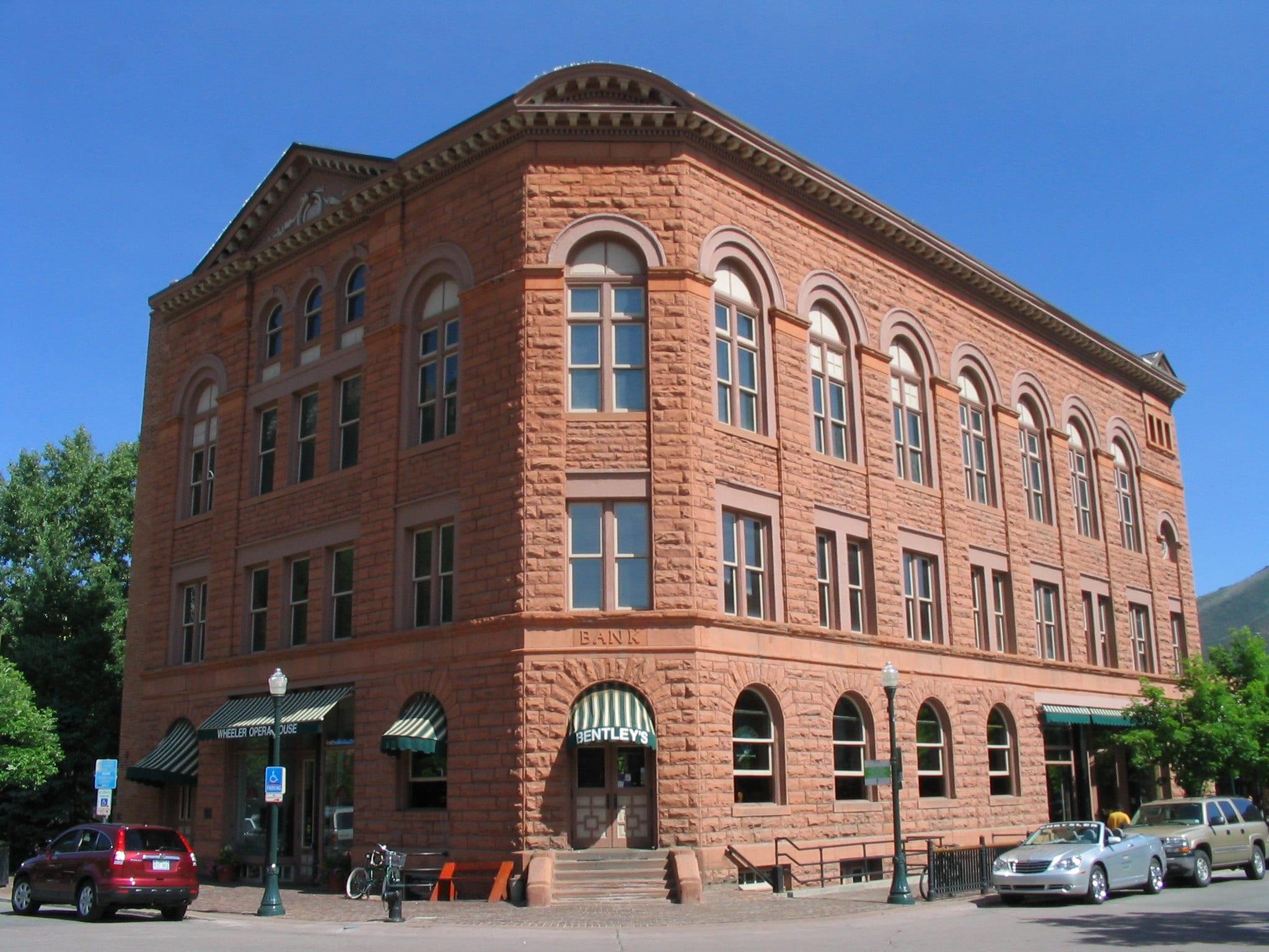 image of the wheeler opera house