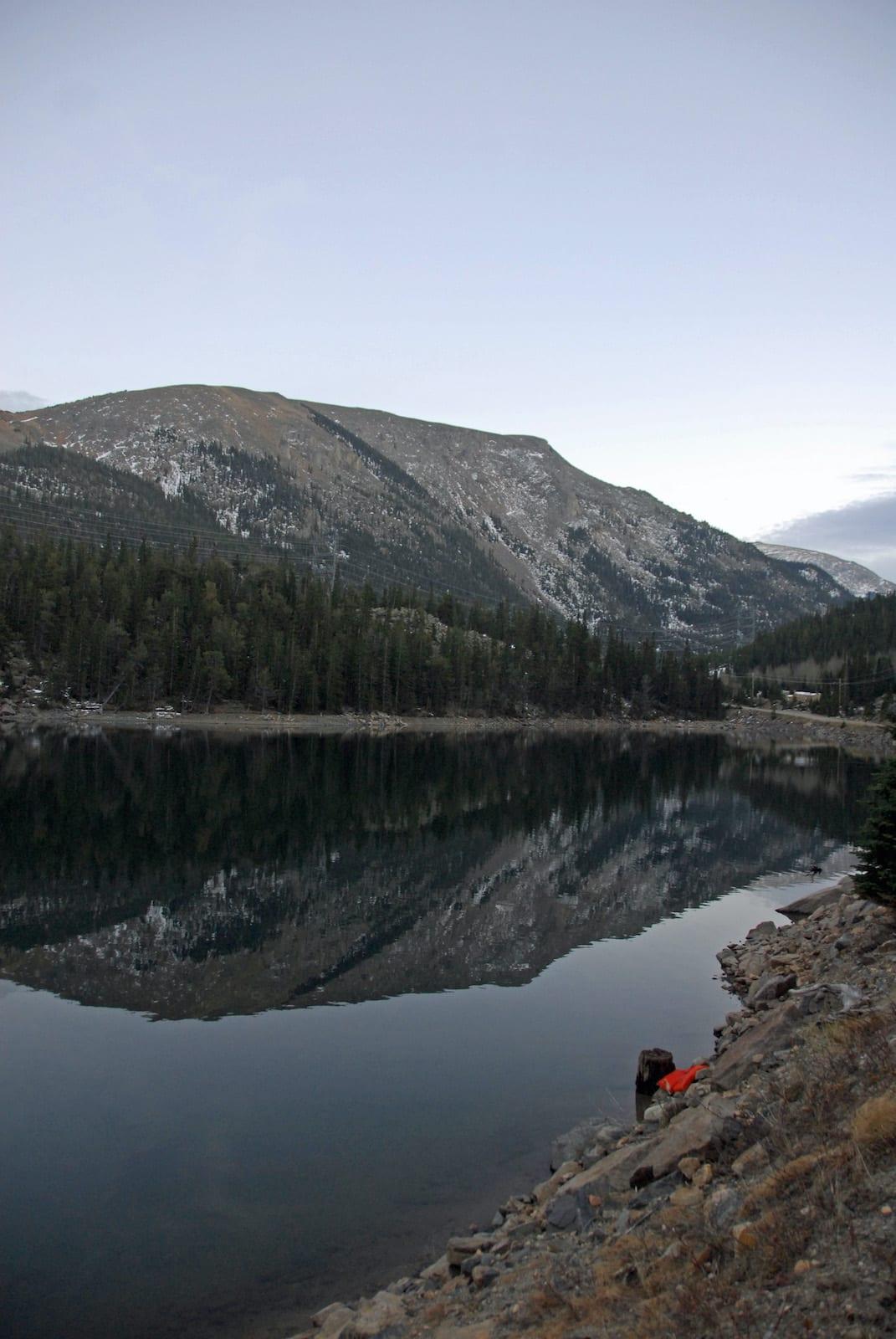 Clear Lake Georgetown Colorado