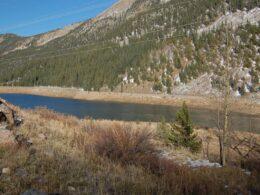 Clear Lake Guanella Pass Colorado