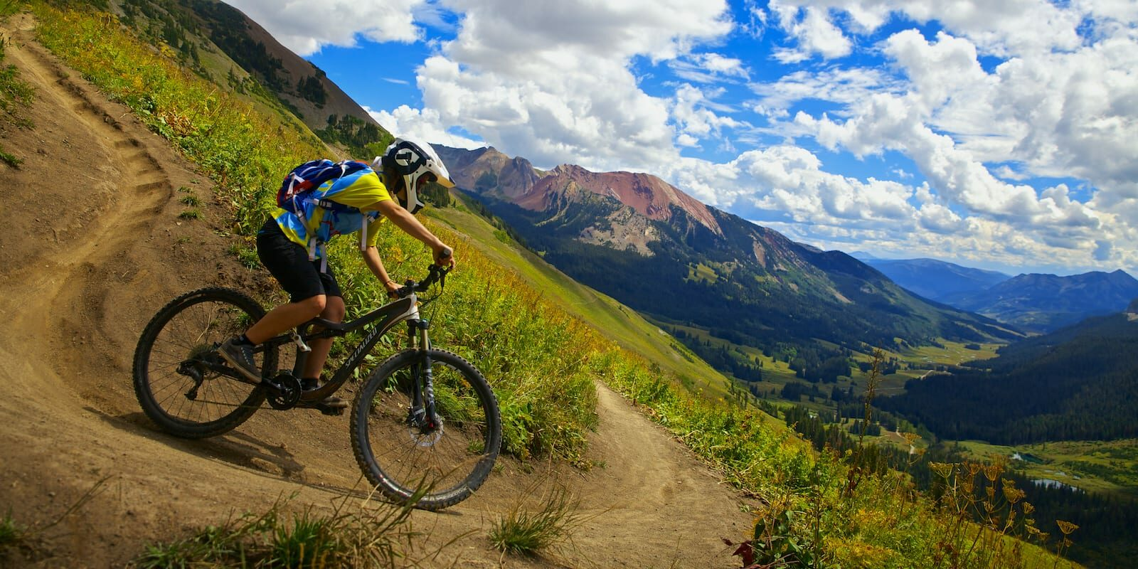 Crested Butte Mountain Biking Colorado