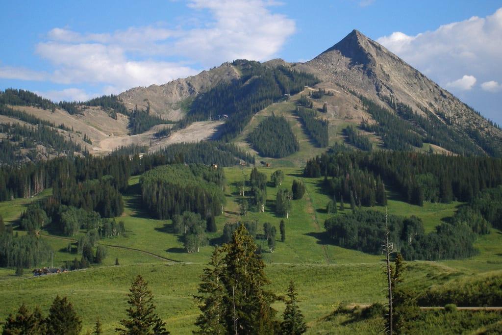 Crested Butte Mountain Resort Summer