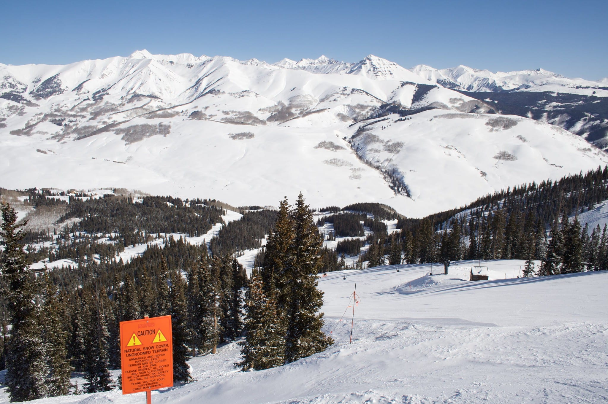 image of crested butte mountain resort