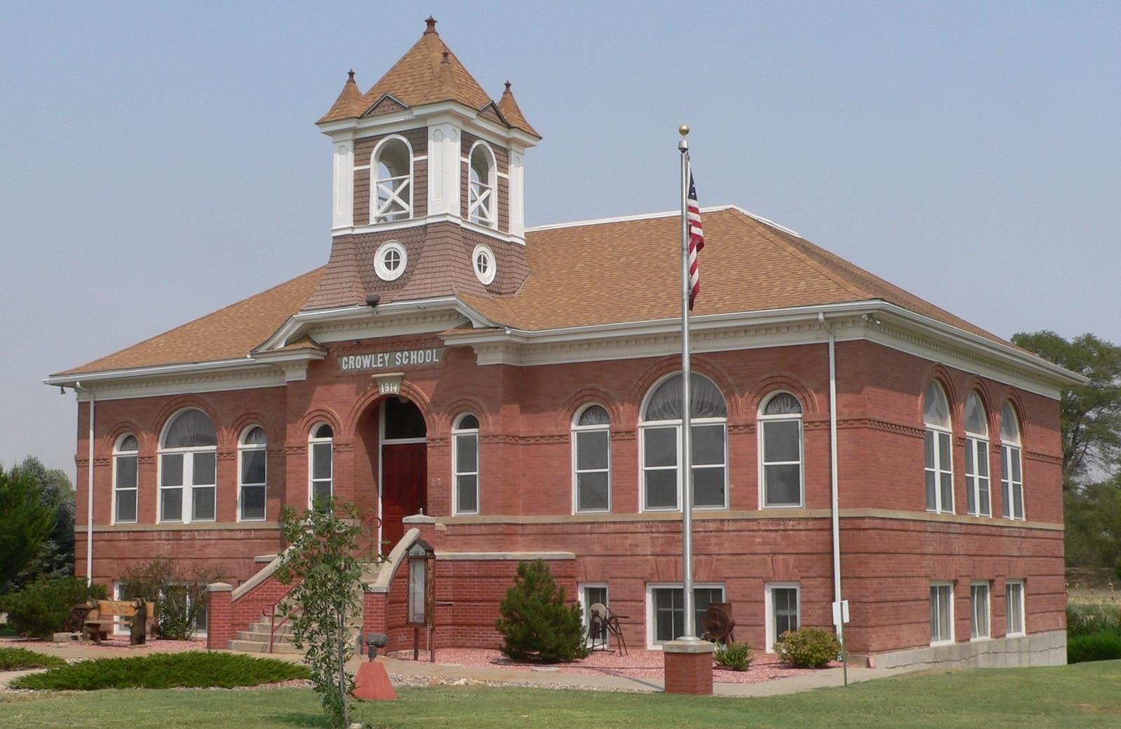 Crowley County Heritage Center Colorado