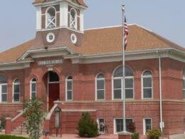 Image of the Crowley County Heritage Center in Colorado