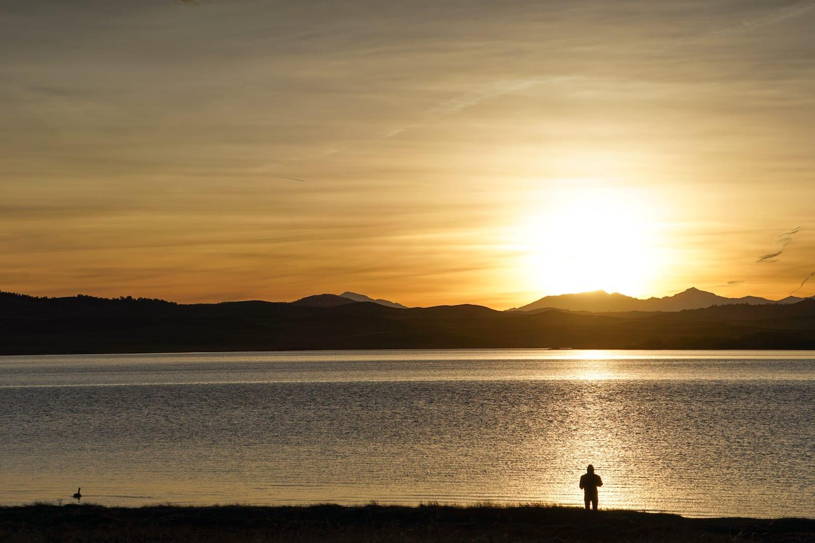 Eleven Mile Reservoir Fishing Colorado