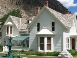 Image of the Hamill House Museum in Georgetown, Colorado