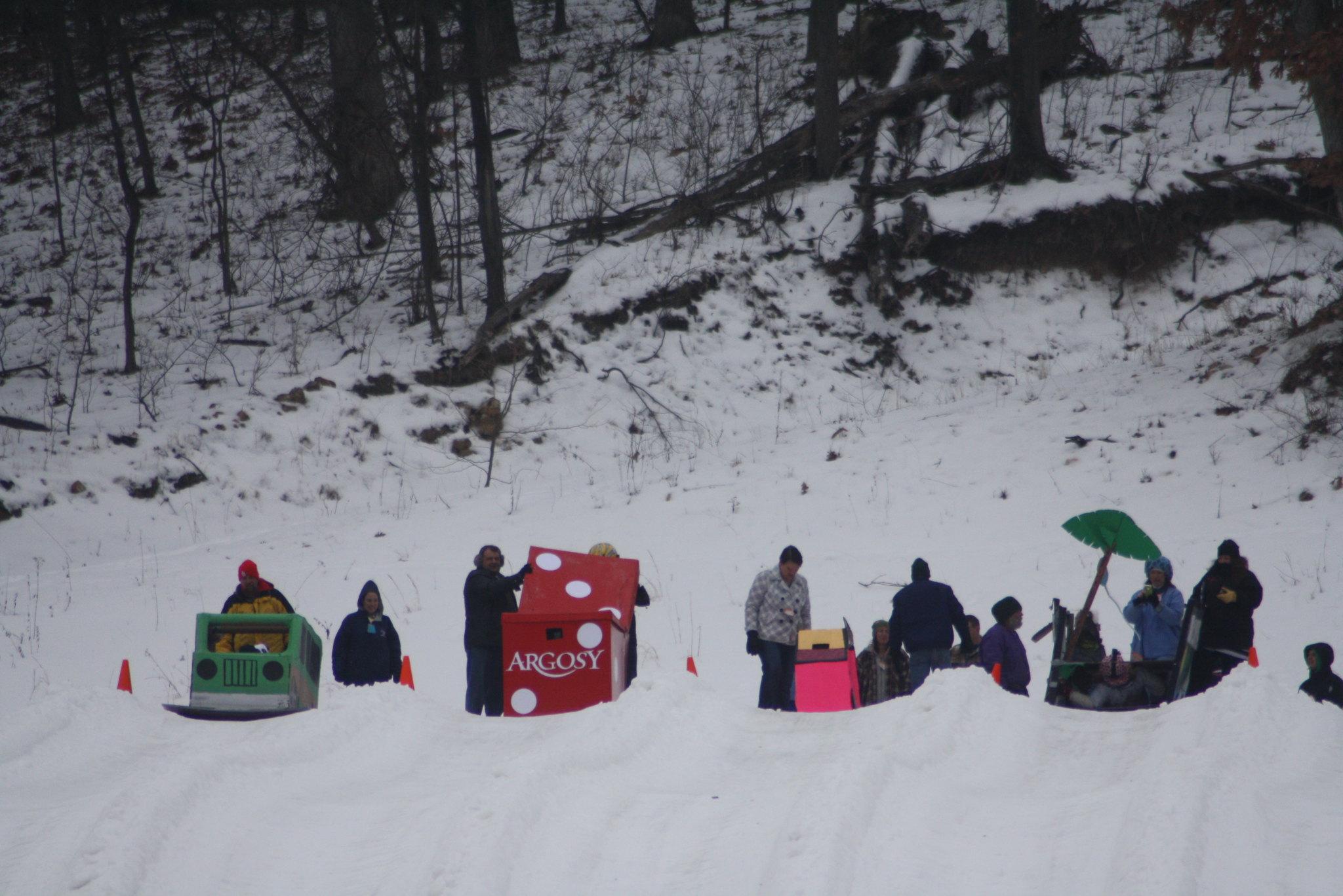 image of hidden valley ski area