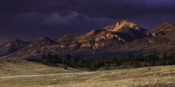 Pagosa Peak Pagosa Springs Colorado