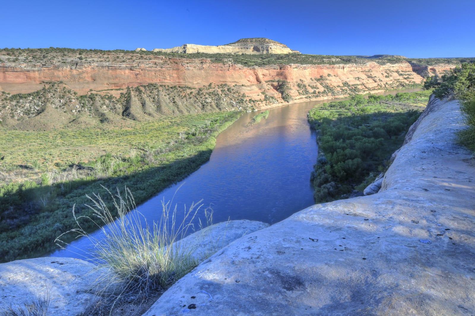 Area Konservasi Nasional McInnis Canyon Sungai Colorado