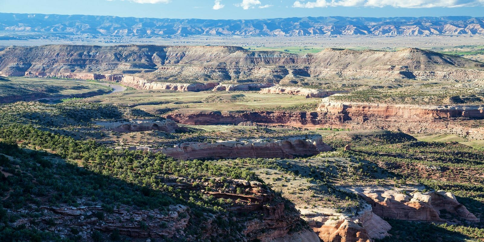 McInnis Canyon National Conservation Area Colorado