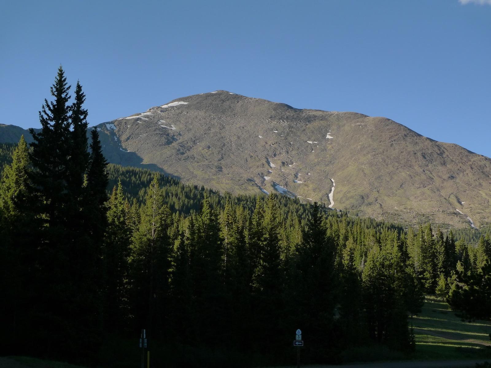 Mount Ouray 13er Colorado