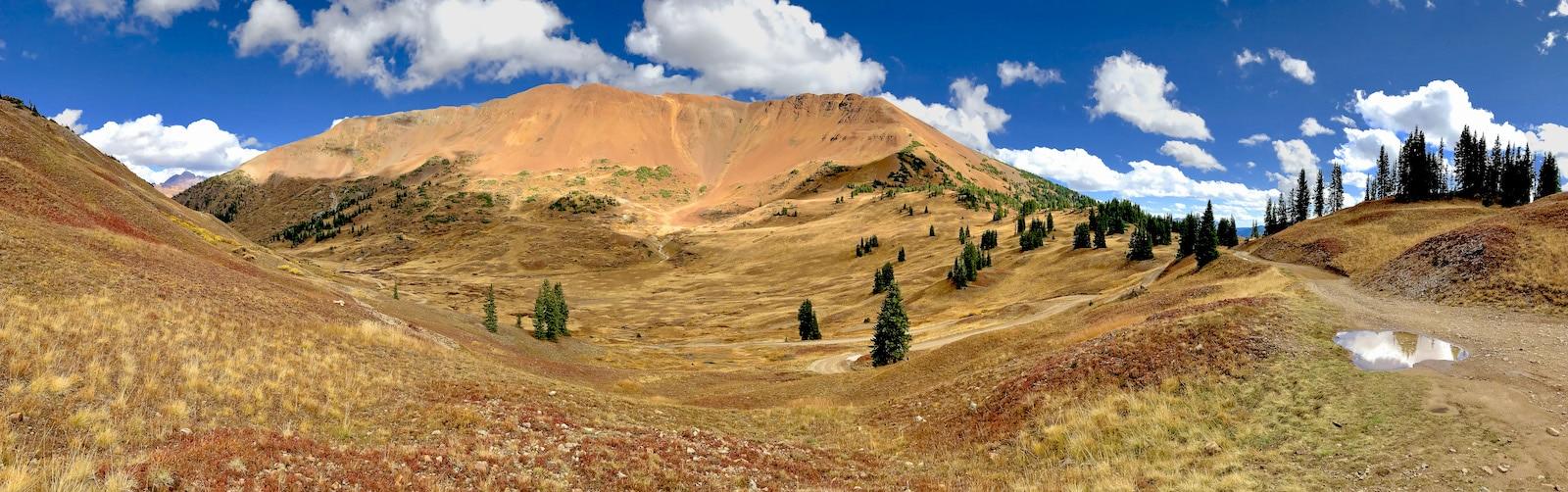 Mt Baldy Paradise Divide Colorado
