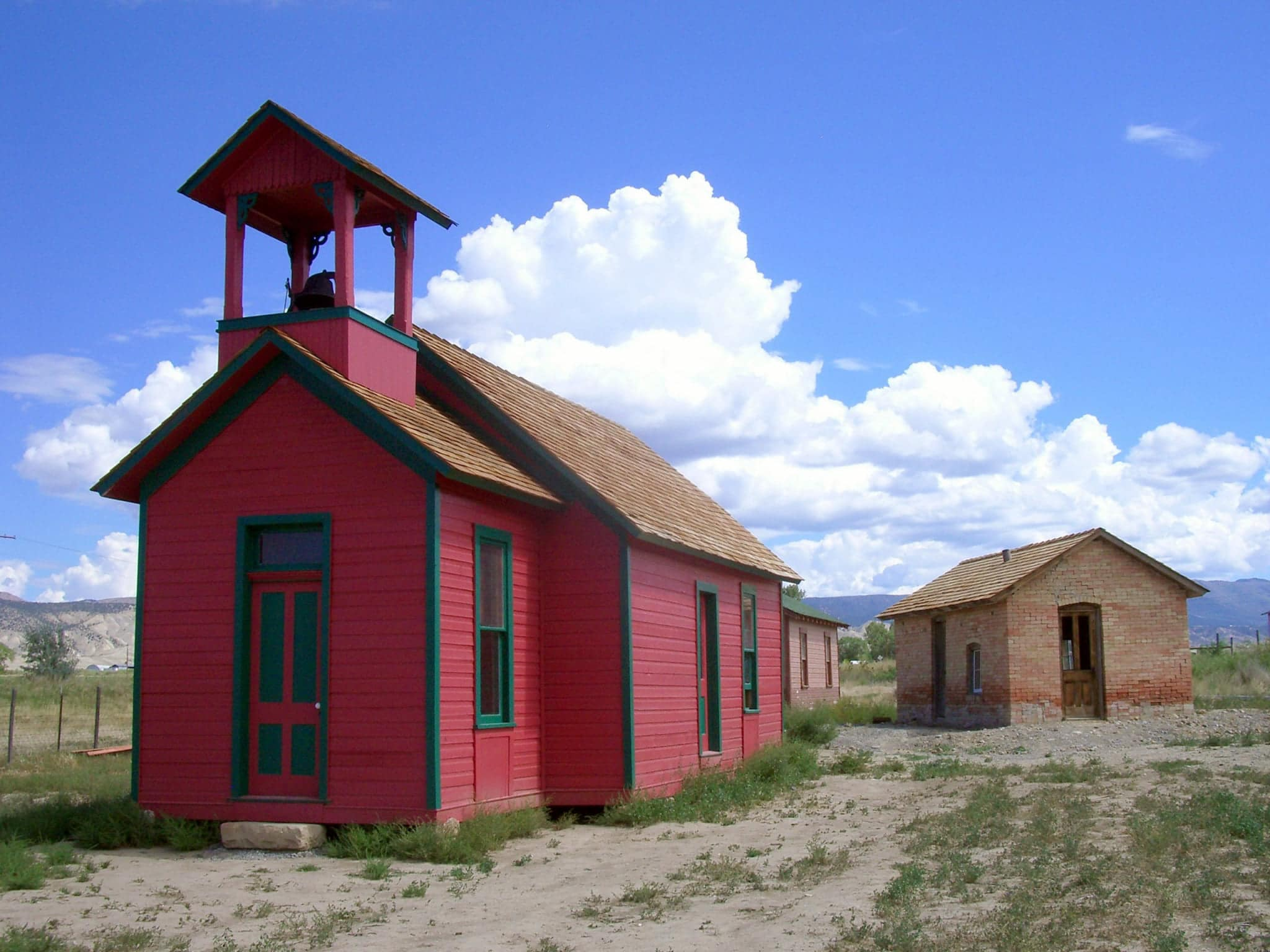 image of the museum of the mountain west