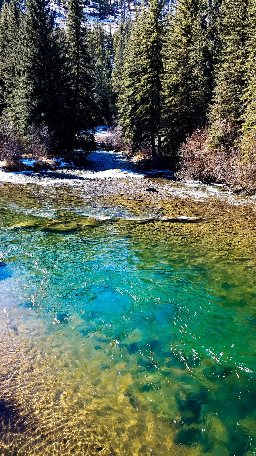 North Fork of the South Platte River, Pine, Colorado