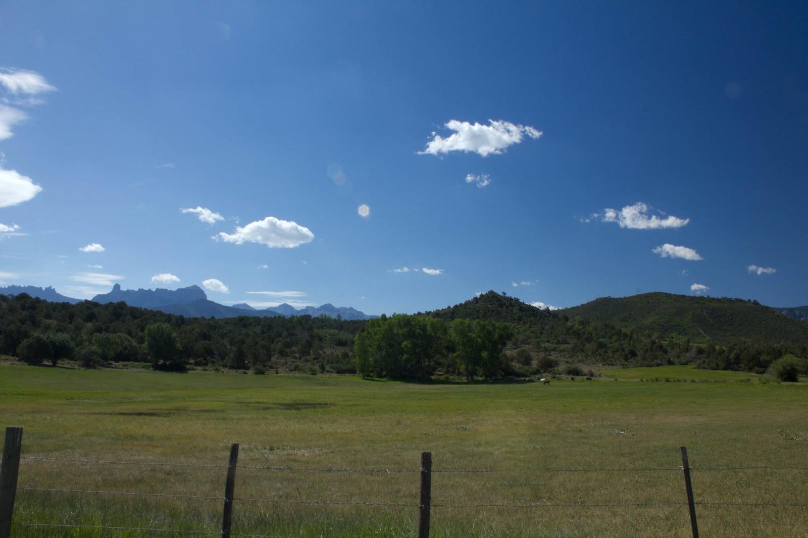 Image of Owl Creek Pass in Ridgway, Colorado