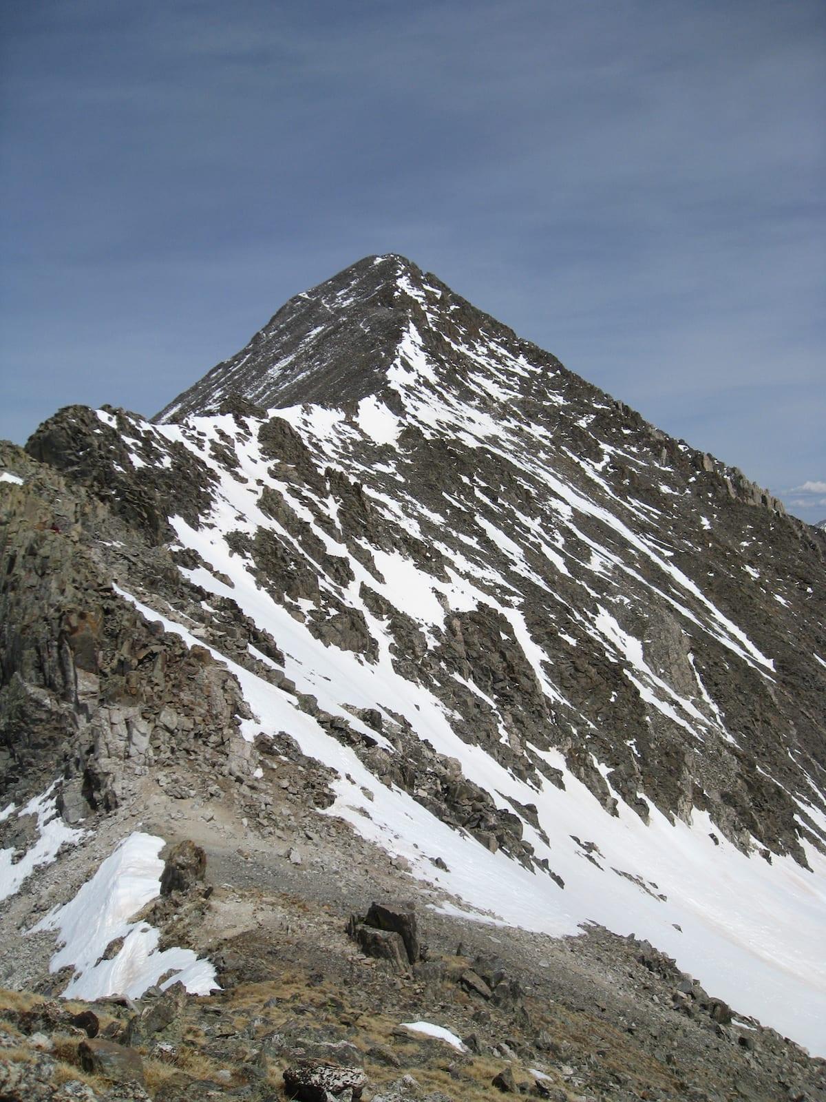 Quandary Peak Alma Colorado
