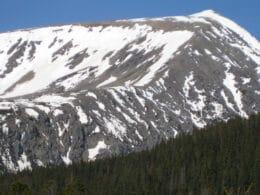 Quandary Peak Summit Breckenridge Colorado