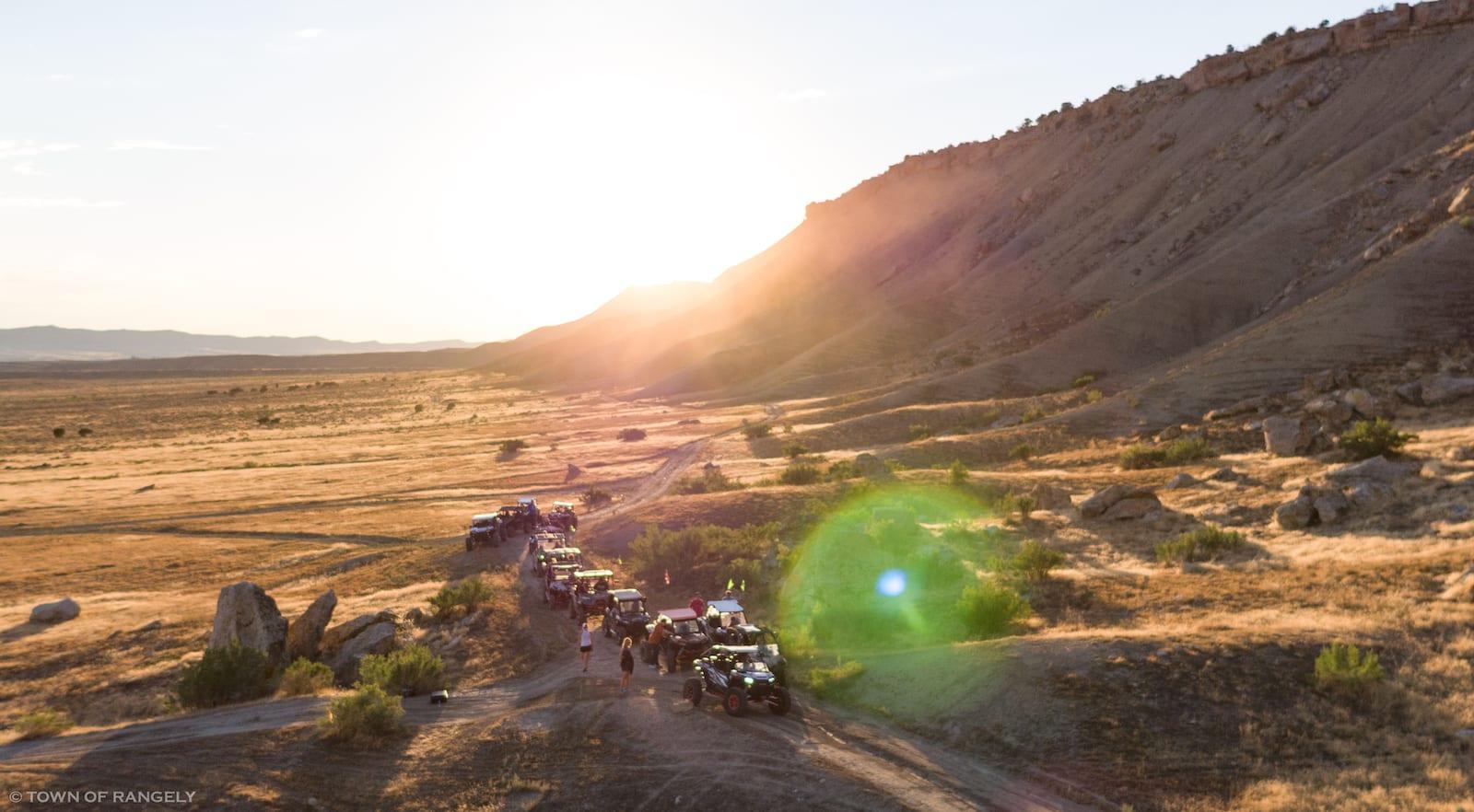 Rangely OHV Adventure Rally (ROAR) Event