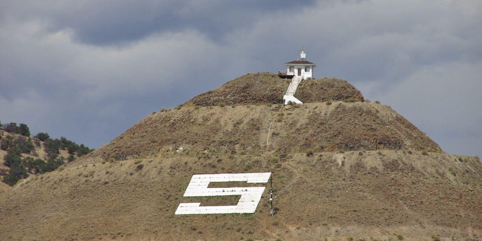 Salida S Tenderfoot Mountain Lookout Colorado
